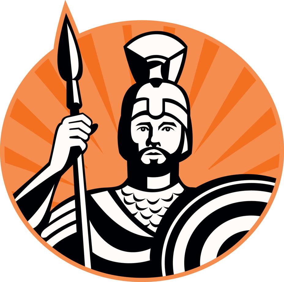 Centurion soldier