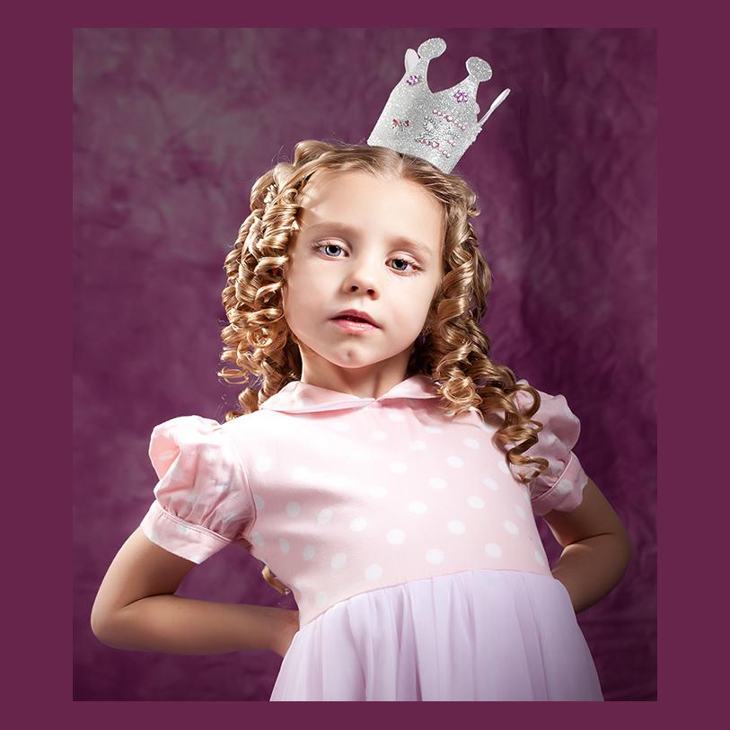 Arrogance princess