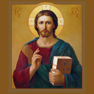 Jesus Pancreator by Svitozar Nenyuk