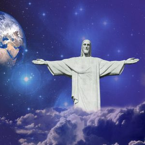 Jesus, logos of the universe