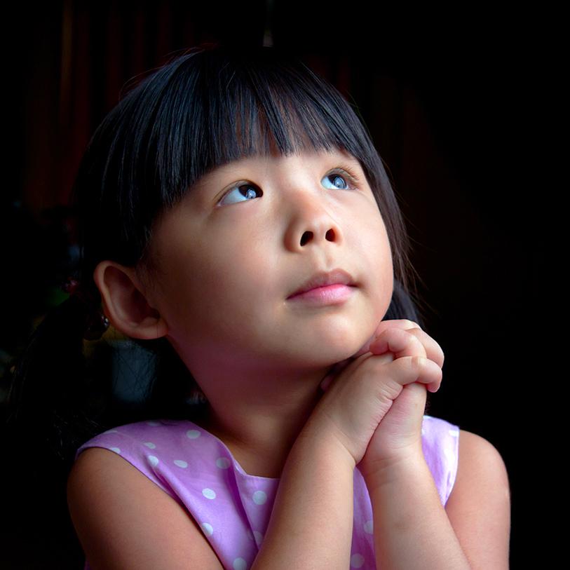faith of small child