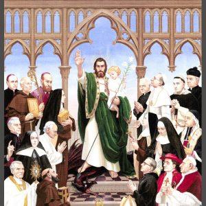 St Joseph by Bernadette Carstensen