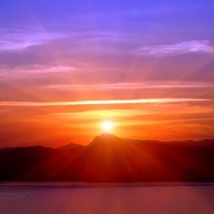 Psalm 19 sunrise