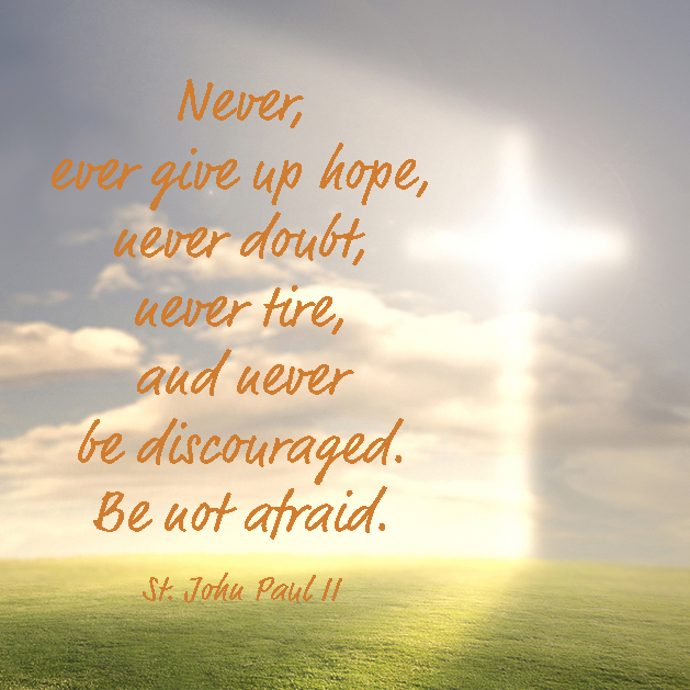 JP2 quote on hope
